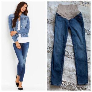 J Brand Jeans maternity moxie skinny jeans 27